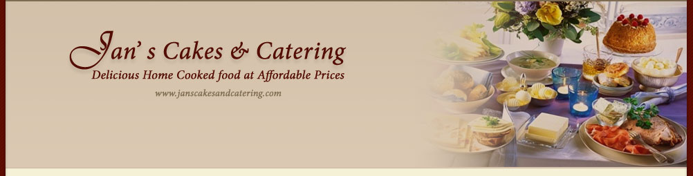 jans cakes and catering